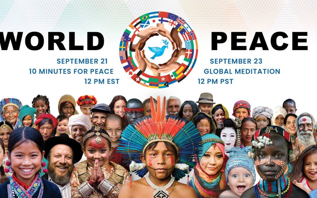 International Day of Peace – Global Meditation