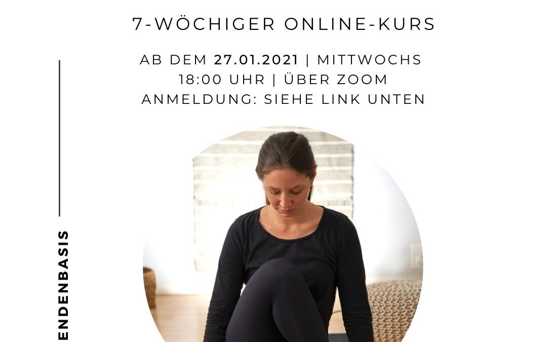 DEEP Yoga – 27.01 – 10.03.2021
